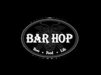 Bar Hop Bar Logo